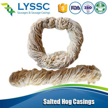 Grade A Internation Standard Natural Hog Sausage Casing/Animal Intestines/Sheep Intestines
