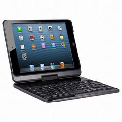 360 Degree Rotating mini Wireless Bluetooth Keyboard for ipad mini