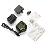 Wireless Bike Bicycle Cycling Sports Computer Odometer Speedometer Waterproof