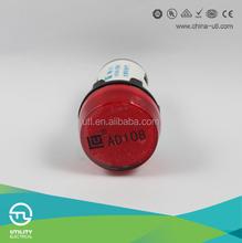AD108-22BS LED Indicator Light UTL Flash Blazzer Red Yellow Green Utility