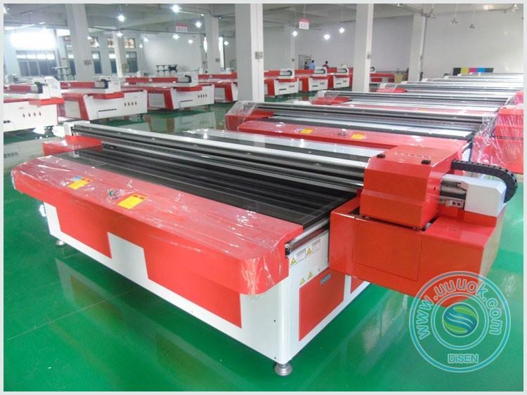 Disen factory sale multifunctional high precision UV ceramic tile printer