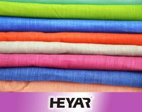 New Design 100% Linen Cotton Fabric for Dress and Shirt