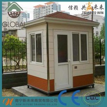 EPS sandwich panel prefabricated sentry box,security house, guard house
