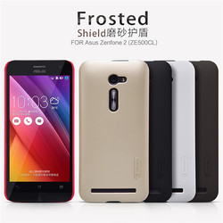 Nillkin frosted shield hard PC back cover case for Asus Zenfone 2 ZE551ML