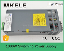 SCN-1000-24 LED 1000w 24v switching power supply 1000W 24V with PFC
