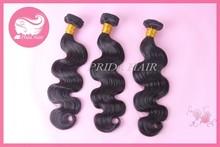 Brazilian Virgin Hair Body Wave Extensions 3pcs lot, 7A Unprocessed Cheap 3 bundles Brazilian Human Hair Weaves 8-28inch instock