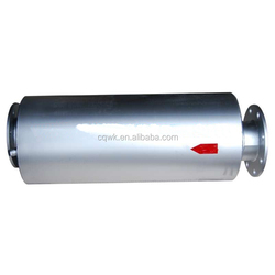 Cummins Muffler for NT855 KT19 KT38 KT50 L10 V28