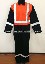 Woven Twill NFPA2112 Arc Flash Flame retardant Protective Safety Clothing