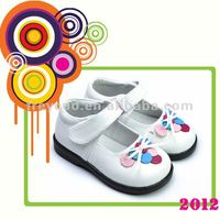 European design toddler baby shoes with cheap price PB-8017WH