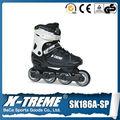 Patines en línea en línea profesional patines de velocidad para la venta 70mm*24mm patines en línea de zapatos