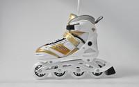 2015 novelty rollerblade new design, safe inline skate shoes for kid , inline skate with 4 PU wheel for kid