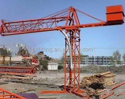 360 degree Slewing range 18m manual concrete placing boom, construction machinery spare parts, CZPK brand