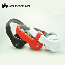 High Quality wireless bluetooth headphone,stereo bluetooth headset with TF card/FM radio/ microphone wireless stereo headset