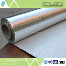 China wholesale market aluminum foil pe fabric