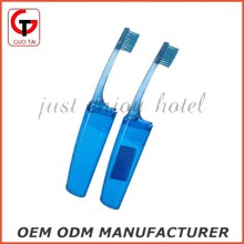 disposable hotel travel toothbrush