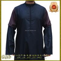 Muslim New Designer Burqa Dubai Jalabiya Moroccan Caftan Arabian men Thobe for business