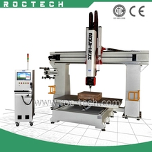 Low Price 5 Axis RCF1325 CNC Router Machine 5d CNC Machine