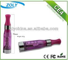 ZLY Ego CE4 Electronic Vaporizer ce4 pen style &battery(650-1100mah)