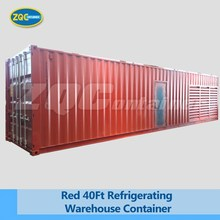 40ft special equipment container