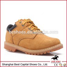 High Quality genuine goodyear welt construction/electrician safety shoes