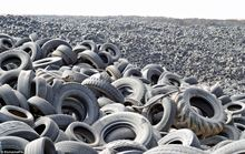 Shredded Tyres