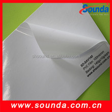 High quality 1.52*50m car sticker, car body sticker paper