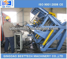 5t steel electric smelter, steel induction smelter,