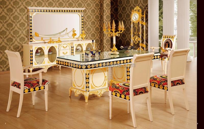 Nuevo artículo de lujo clásico kinge tamaño conjunto de muebles de ...