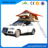 portable camping trailer tent/car awning tent
