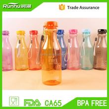 350ml colorful infuser water bottle bpa free RH208-350
