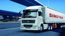 jinnan brand new howo price 10wheels towing 6x4 tractor truck ZZ4257N3247C1 LHD