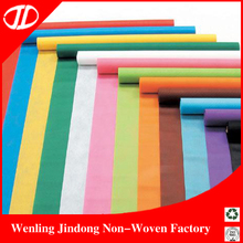 Nonwoven Fabric For Making Shoes And Bags Materials Of Shoe Lining And Bags Lining