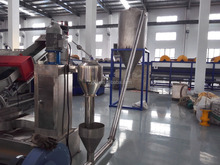 Fangsheng PET parallel with screw granulator
