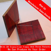 12mm other timber type building material bamboo plywood for hot sale