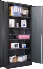 metal double door filing cabinet for metal storage cabinet office furniture