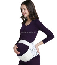 Adjustable maternity abdominal back support belt pregnancy strap belly band