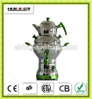 european style mini handy durable electric tea maker