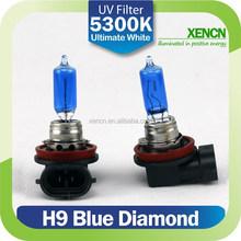 XENCN H9 12V 65W 5300K halogen indicator light