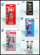 FL hot best sell high temperature hardenering clear rtv silicone sealant for motorcycle cover joint
