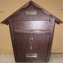 Aluminum Outdoor Us Mailbox/american mailbox,mailbox for sale,cast iron mailbox