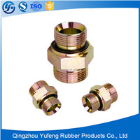Brass hose adapter/brass pipe fitting quick connector/fuel tube adapter