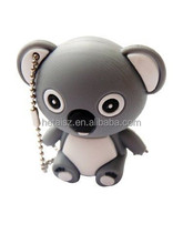 Cute Grey KOALA Bear Animal 4GB USB Flash Drive - in Gift box