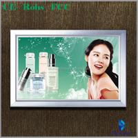 60x120cm DIY snap frame photo light box for displaying poster