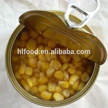 beste Qualität Lebensmittel china niedrigen preis gelbem mais