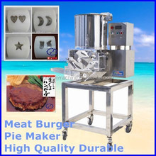 Chicken hamburger pie making equipment stainless steel 304