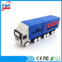 Promotional Truck Shaped USB Flash Drive 8gb Memory Card