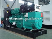 factory backup power 750kva diesel generator KTA38-G2
