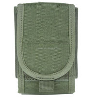 grey popular tactical molle pouch utility admin camoflage style 1000 denier nylon admin pouch military mobile phone case