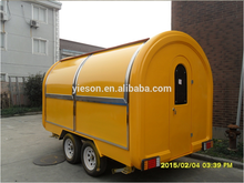 camping kitchen mobile vending truck YS-FB200A