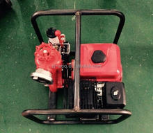Air-cooled Portable Fire Fighting Pumps with lifan gasoline engine